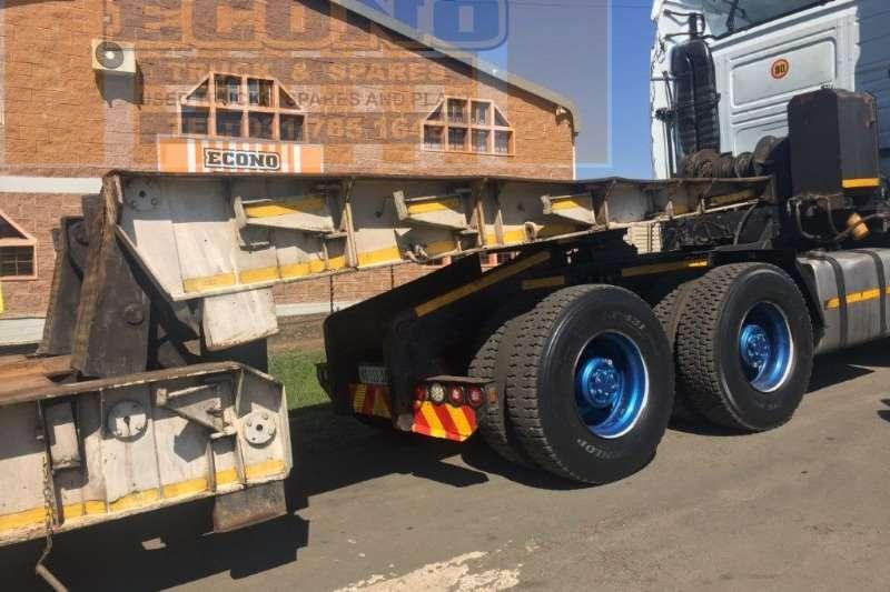 Henred Lowbed trailer Lowbeds