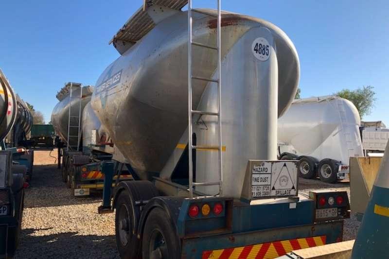 Henred Dry bulk tanker Interlink Dry bulk Trailers
