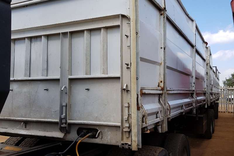 Henred Superlink Vlotenburg Henred High Sides Superlink, Trailers