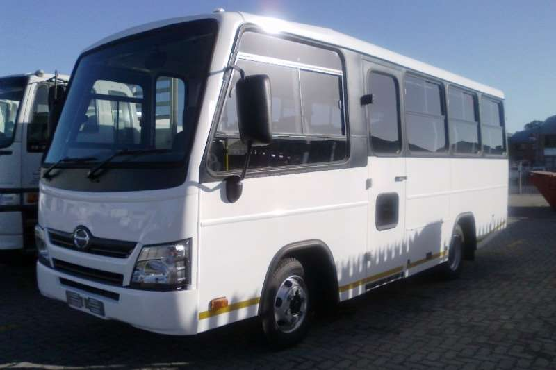 2019 Hino 25 Seater (24 + driver) Commuter Bus Buses Trucks