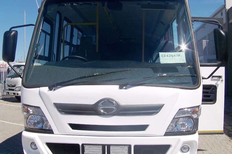 Hino 35 Seater (34 + driver) Commuter Bus Buses