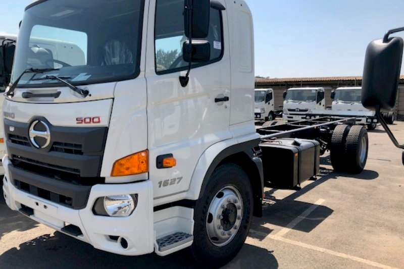 Hino Chassis cab Various New Hino 500's available Truck