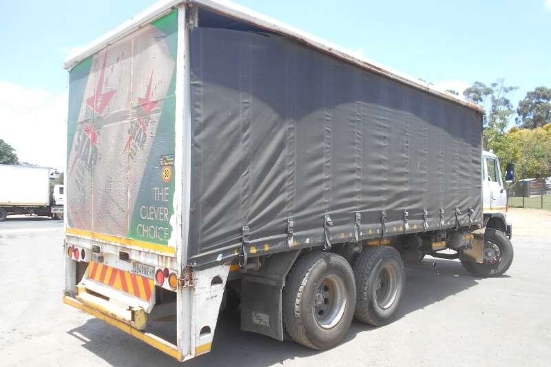 Hino Curtain side Hino 23.247 Tautliner Truck