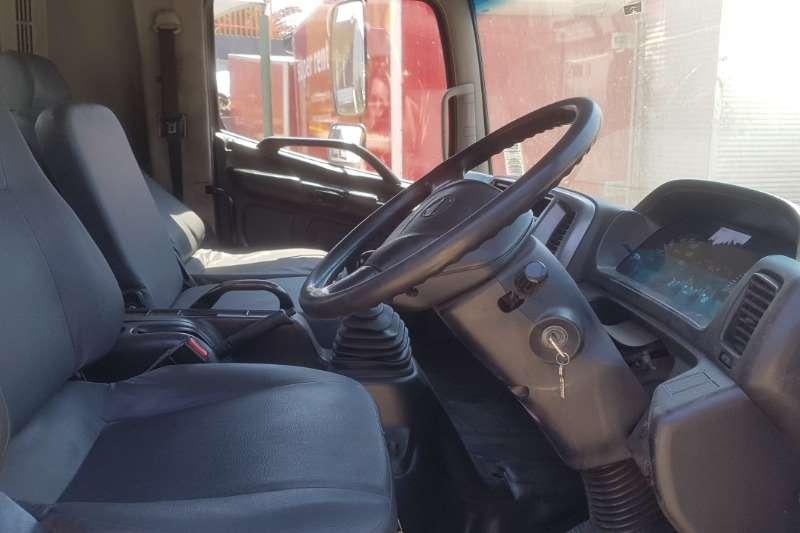 Hino Dropside 1324 Truck