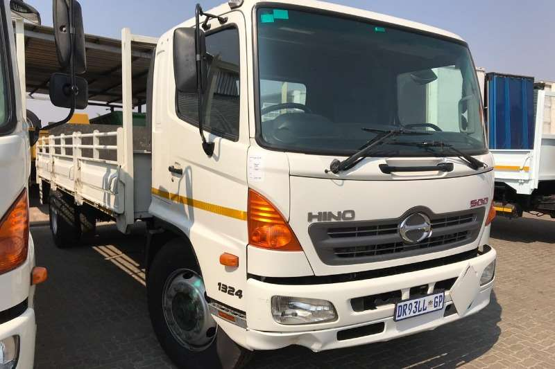 Hino Dropside 2016 Hino 1324 Drop Side Truck