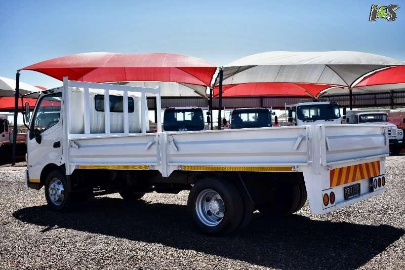 Hino Dropside 300 714 Series Truck