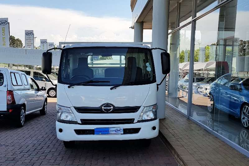Hino Dropside 300 814 LWB AIRCON Truck