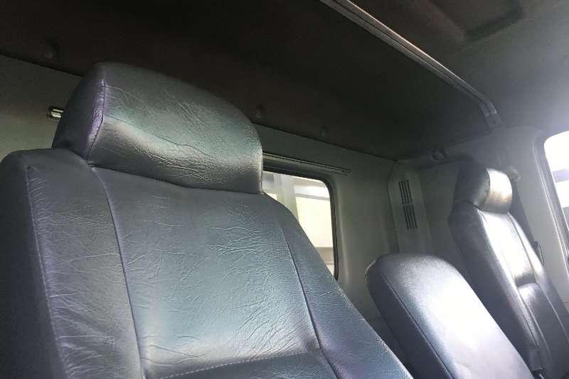 Hino Dropside 500 1626 F/C Dropside 8 Ton Truck