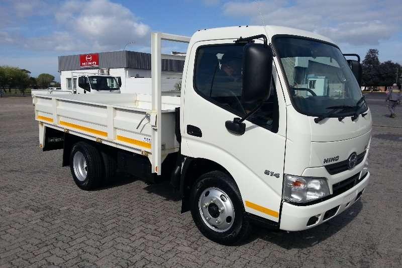 Hino Dropside Hino 300 614 Dropside Truck