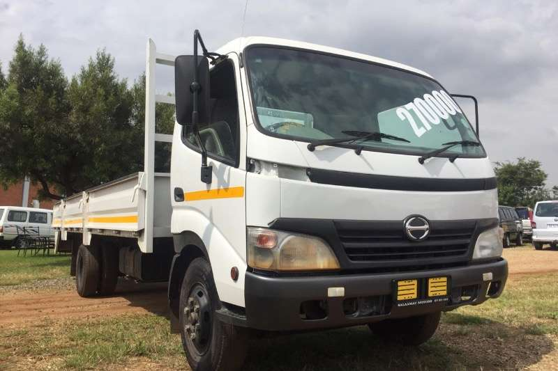 Hino Dropside HINO 300 814 extra long base DROPSIDE R269000 Truck
