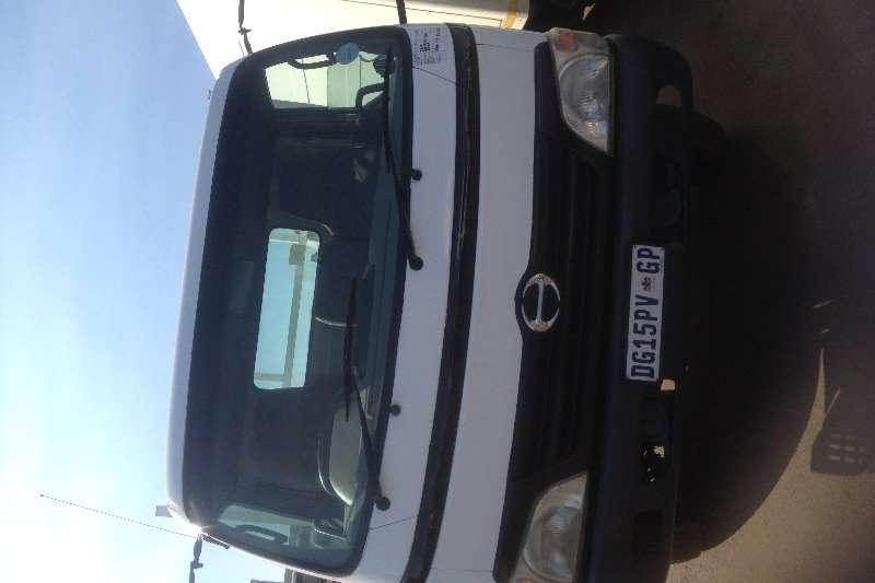 Hino Dropside Hino 4t Truck