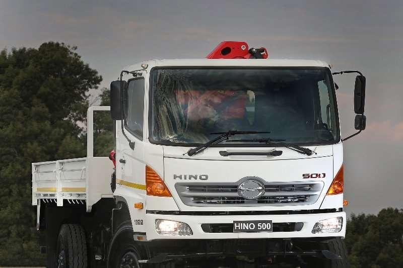 Hino Dropside Hino 4x4 Truck