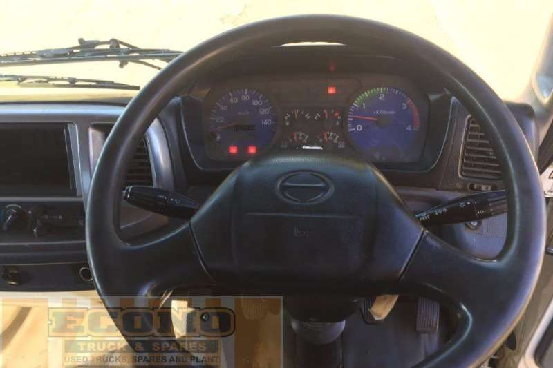 Hino Flat deck 500 15 258 Truck