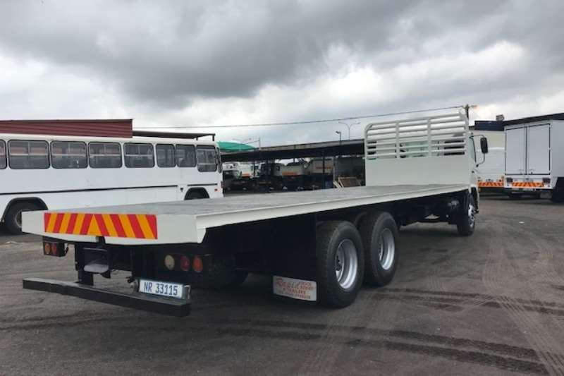 Hino Flat deck HINO 500 2626 FLATBED Truck