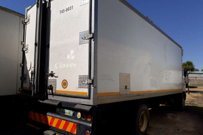 Hino Fridge truck 500 15 258 Fridge Truck
