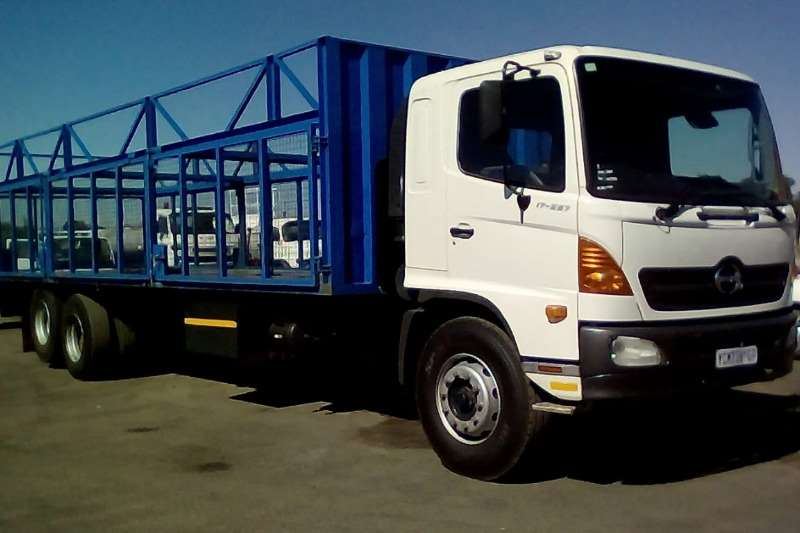 Hino Truck Other HINO 500 17-257 CAGE BODY 2009