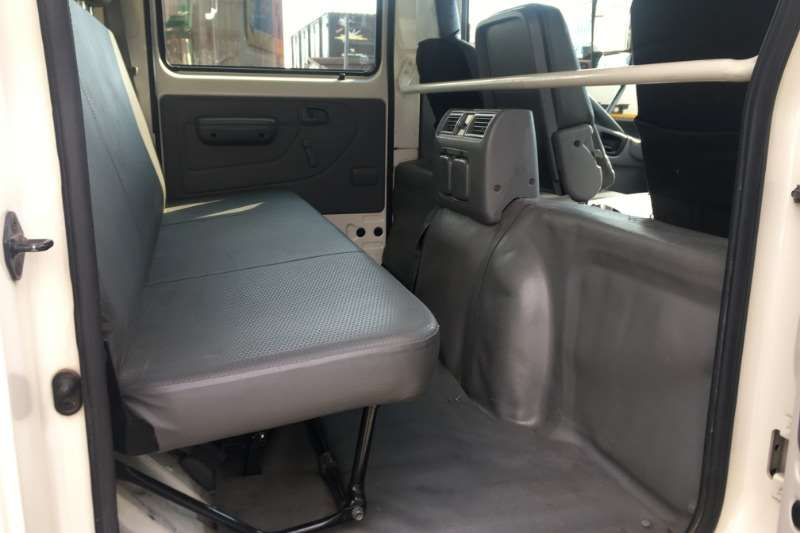 Hino Volume body 300 815 Double Cab AUTOMATIC with volume van Truck
