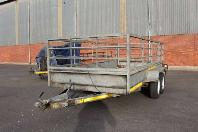 Homebuilt Trailers 4m 2 Axle Trailer