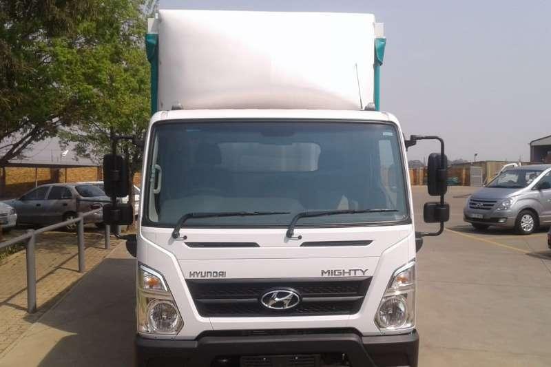 Hyundai Truck Curtain Side NEW MIGHTY EX8 CURTAIN SIDE 2018