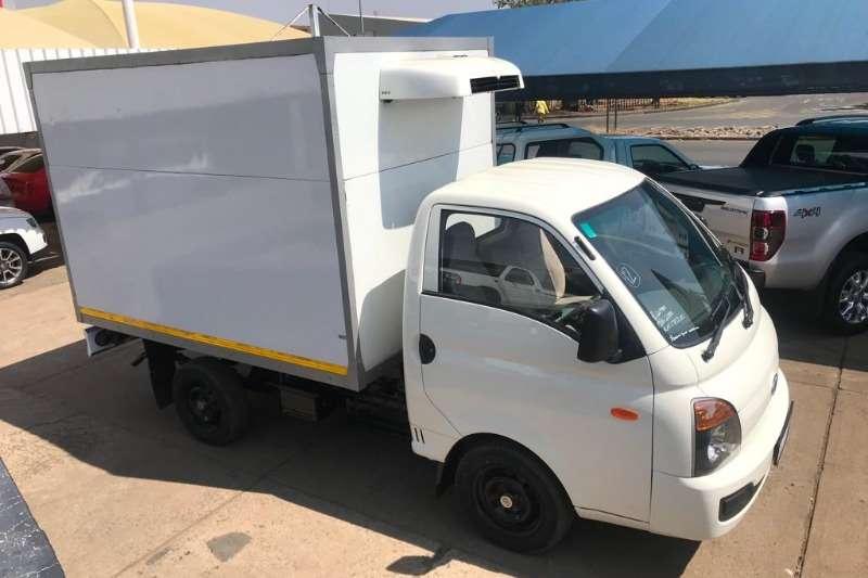 Hyundai Fridge truck HYUNDAI H100 FRIDGE BODY Truck