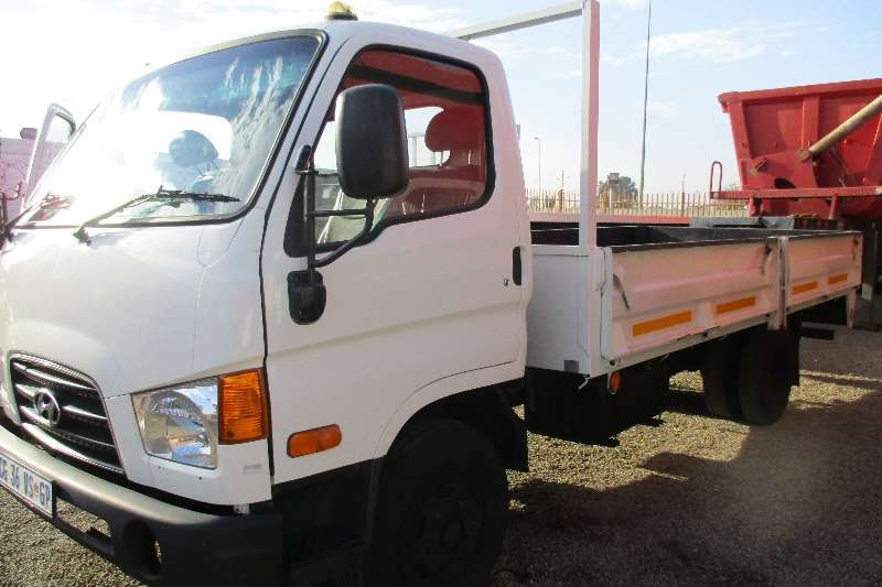 Hyundai Truck HD72 -4Ton Drop Side 2012