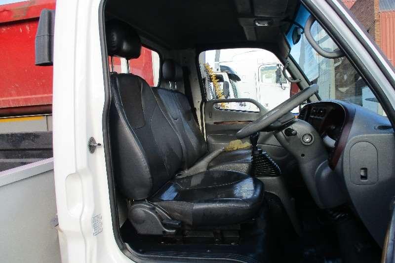 Hyundai HD72  4Ton Drop Side Truck