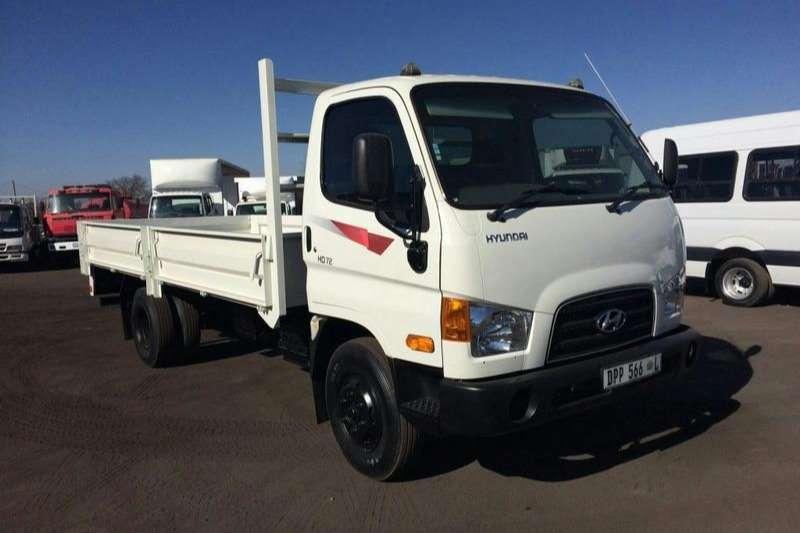Hyundai HYUNDAI HD72 DROPSIDE Truck