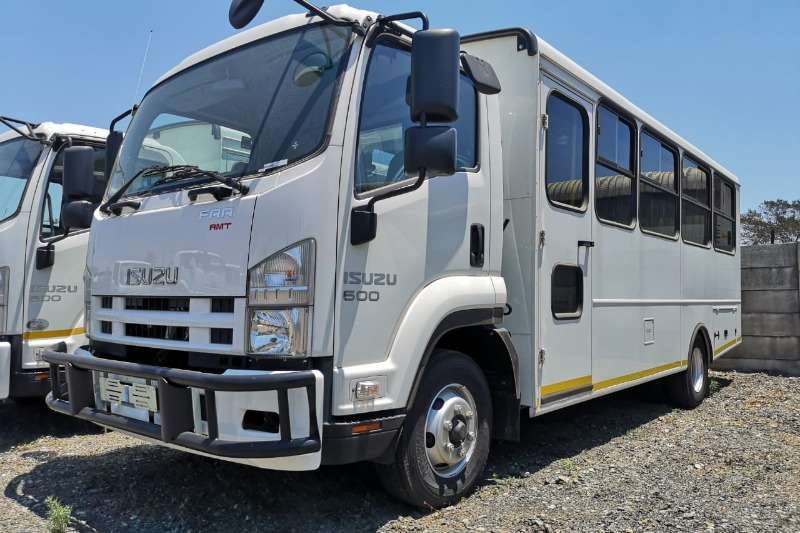Isuzu 23 seater FRR 600 AMT Personnel Carrier Buses