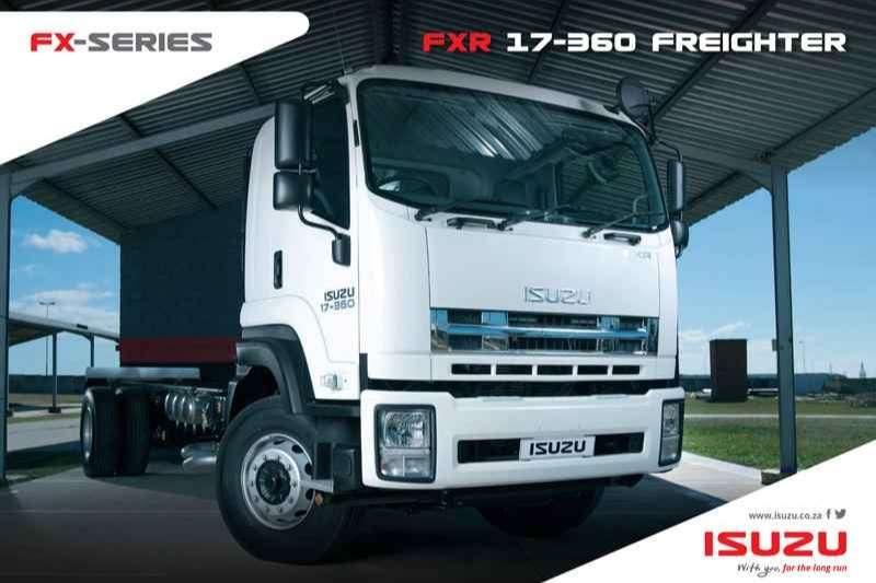 Isuzu FXR 17-360