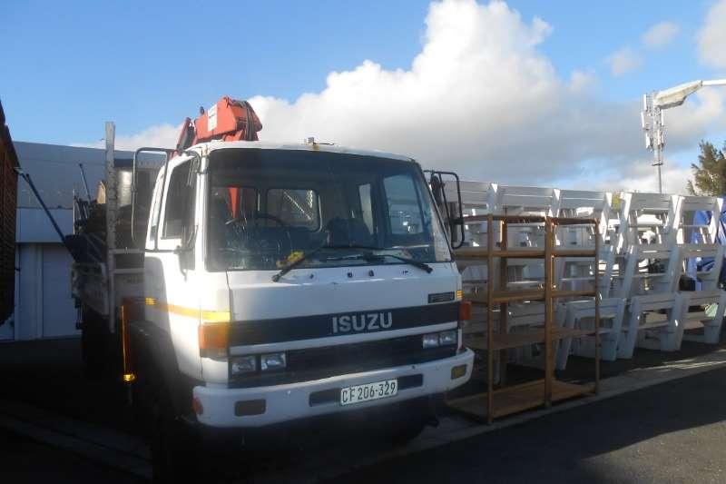Isuzu Isuzu Crane Truck