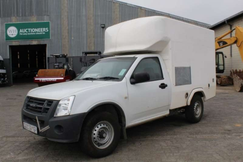 Isuzu LDVs & Panel Vans KB250 Closed Body 2013