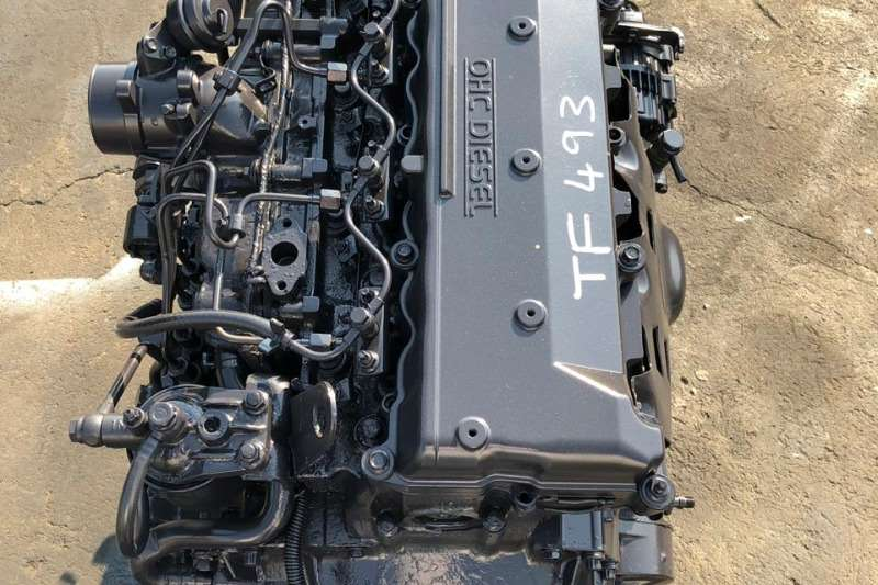 Isuzu 4HF1 ENGINE Spares