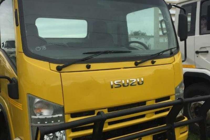 Isuzu Chassis cab NPS 300 (4x4) Truck