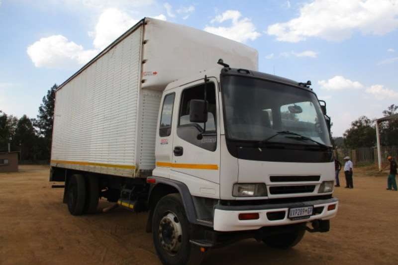Isuzu Truck Closed Body ISUZU FTR800 CLOSED BODY