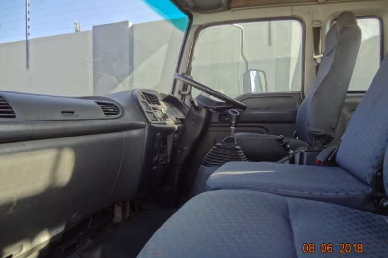 Isuzu Dropside FTM 1200 14t Truck