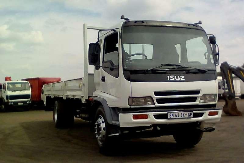 Isuzu Dropside FTR 800 DROPSIDE Truck