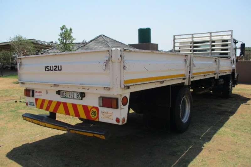 Isuzu Dropside ISUZU FTR850 DROPSIDE Truck