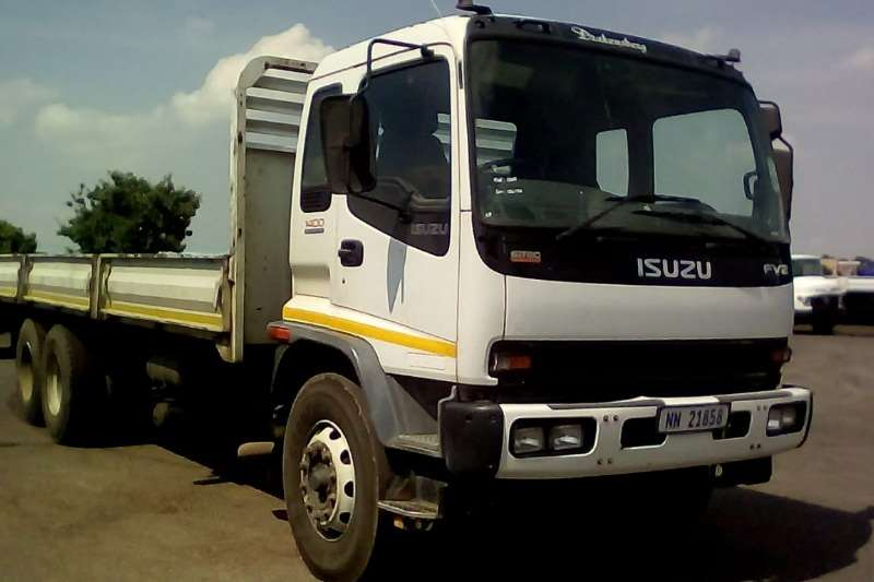 Isuzu Dropside ISUZU FVZ1400 FREIGHTER TURBO DROPSIDE Truck