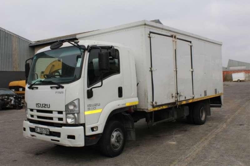 Isuzu Truck FFR550 F/C C/C 2011