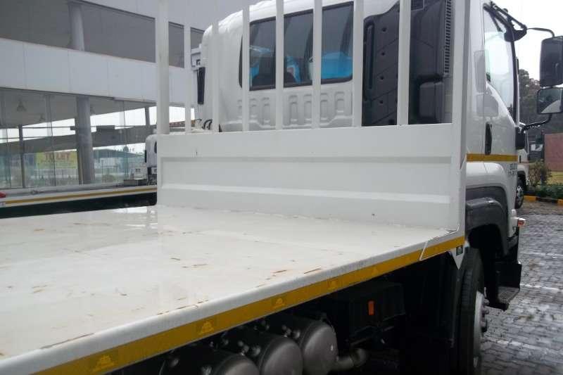 五十铃17 360平板卡车
