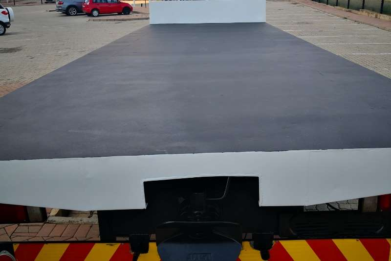 五十铃平板FXR 17 360卡车