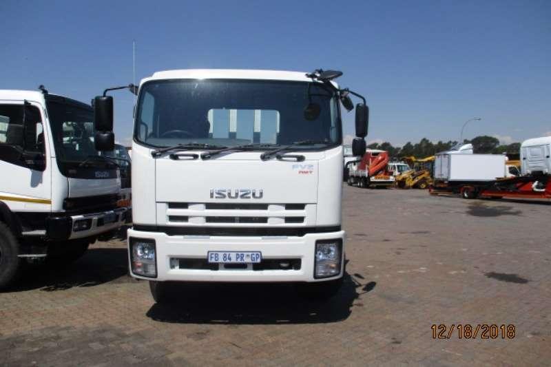 Isuzu Flat deck ISUZU FVZ1400 FLATDECK Truck