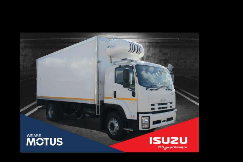 Isuzu Fridge truck FTR 850 Manual (Used Fridge Truck) Truck
