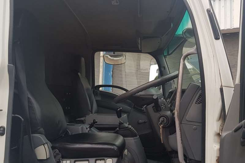 Isuzu Fridge truck FVZ 1400 Truck