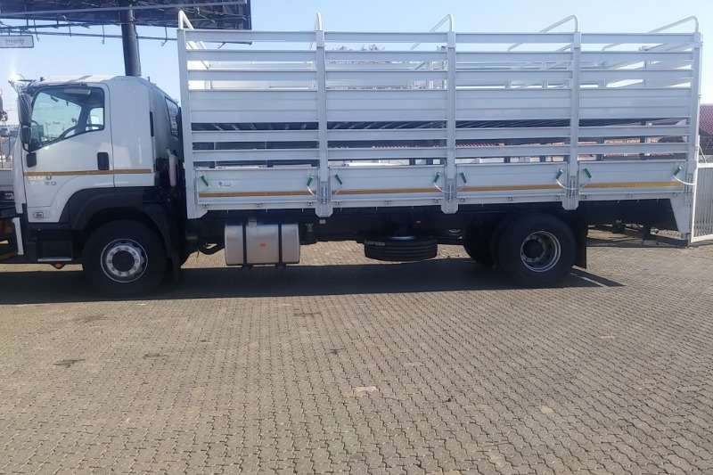 Isuzu FXR 17 360 Double Deck Cattle Truck