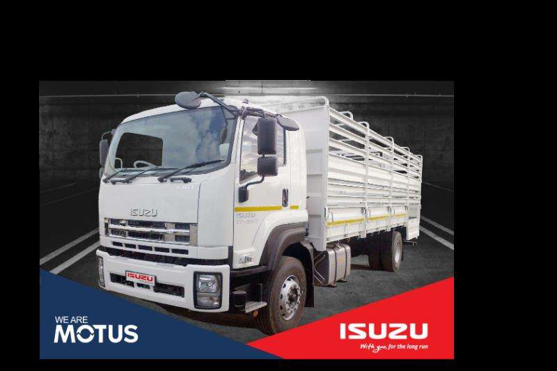 Isuzu FXR 17 360 Double Deck Cattle Truck