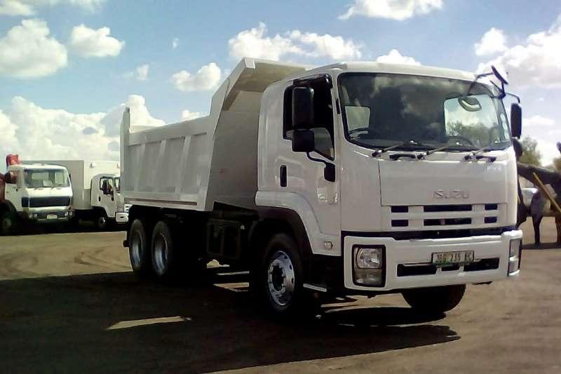 Isuzu Tipper ISUZU FVZ 1400 TIPPER Truck