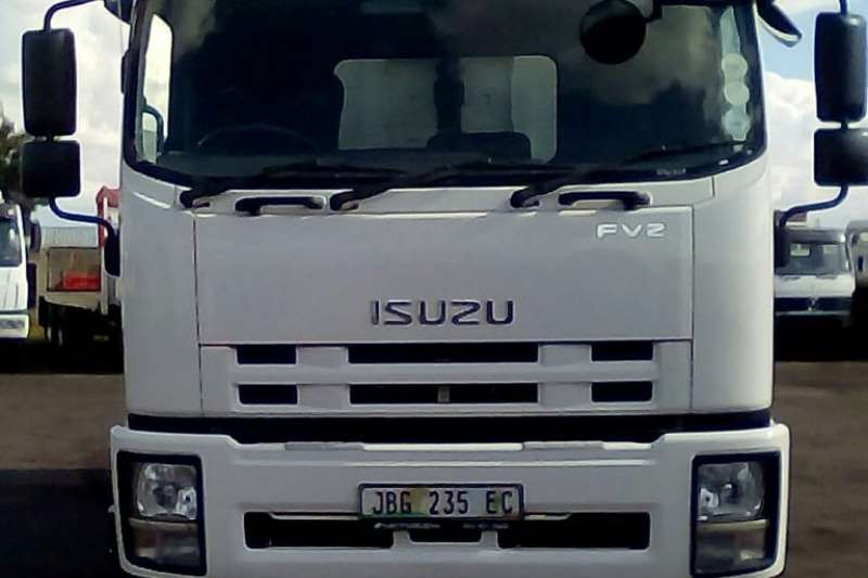 Isuzu Tipper ISUZU FVZ1400 TIPPER Truck