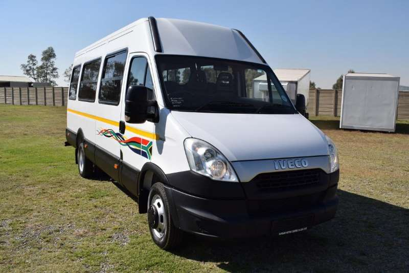 Iveco Buses 23 Seater DAILY 50C15V 23 seater 2015