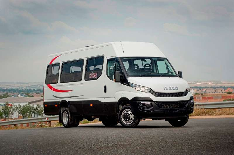 Iveco 23 seater New Iveco Daily 23 Seater Bus with bonded windows Buses